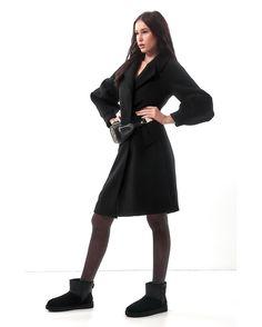Ugg Australia, Ugg Boots, Uggs, Fall Winter, Woman, Hot, Black, Style, Fashion