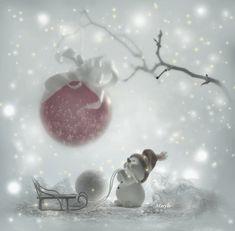Like ♥♪♫ Comment ♥♪♫ Share Merry Christmas Love and Light *!* Feliz Navidad Amor y Luz *! Merry Christmas Gif, Christmas Scenes, Merry Christmas And Happy New Year, Pink Christmas, Christmas Wishes, Christmas Pictures, Christmas Snowman, Christmas Greetings, Winter Christmas