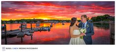 Lisa and Owen | Kennebunkport Maine wedding photographers