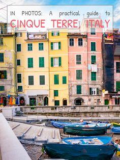 In photos – A practical guide to Cinque Terre, Italy