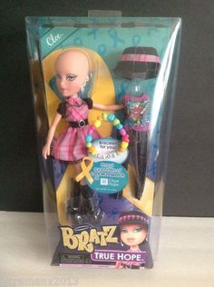 Bratz True Hope Cancer Research CLOE by MGA Entertainment  Listed for charity