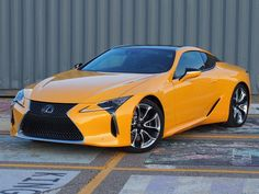 The 2020 Lexus LC 500 is a gorgeous but flawed luxury coupe - Roadshow Lexus Sports Car, Lexus Lc, Exotic Cars, Cars And Motorcycles, Luxury Cars, Vehicles, Toyota, Motors, Check