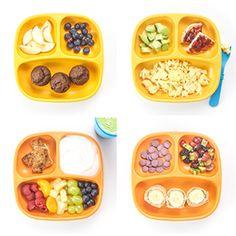 8 Healthy Toddler Breakfasts