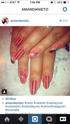 Nails by Amanda Nieto