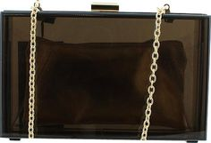 2181 Perspex Bag | The Shoe Shed | Other, Smoke, Colour, Must, Perspex, Condura | buy womens shoes online, fashion shoes, ladie