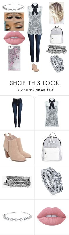 """""""Claire-Ann (everyday)"""" by morgan-924 ❤ liked on Polyvore featuring Philosophy di Lorenzo Serafini, Michael Kors, Poverty Flats, Boohoo, BERRICLE, Bling Jewelry, Lime Crime and Skinnydip"""