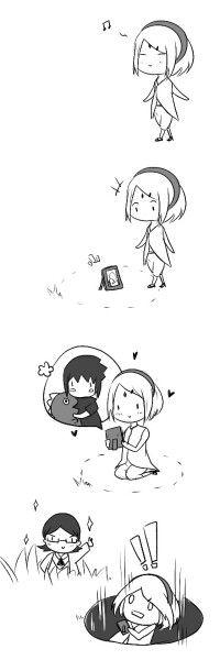 Trapping Sakura
