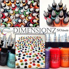 NEW Shimmerz Dimensionz!!!