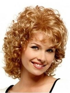 Voluminous Layers Light Blonde Wig about 14 Inches For Every Lovely Girl  Original Price: $149.00 Latest Price: $54.39