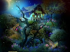 Nature Wallpaper - Daydreaming Wallpaper (34811095) - Fanpop