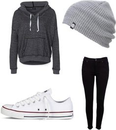 winter outfits for college girls (5)