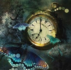 Time Flies,As A Butterfly Life´s Shifting !...Human´s Life Is A Cosmic Time´s Lapse !...When Our Hearts Decide To Stop Beating !...And Human´s Spirits Flow Into Infinity Universe !...© http://about.me/Samissomar Do You Like My Poetryscapes ?... Samissomar