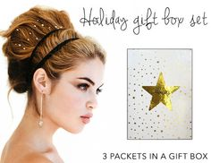 LIMITED TIME OFFER! Charmsies Holiday Silver Gift Set