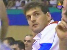 "(Part 5) The ""Dream Team"" vs Croatia at the 1992 Barcelona OLYMPIC Preli..."