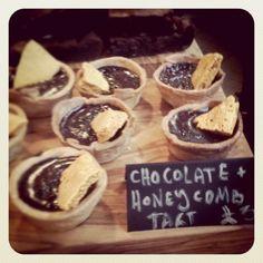 Chocolate and honeycomb, Lily Vanilli