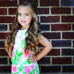 why the hell is a five year old prettier than me #unfairness