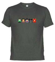 Imagen de Camiseta Pixel Heroes