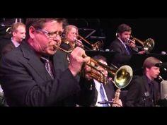 ▶ April 2012 One O'Clock Lab Band with Wayne Bergeron and Denis DiBlasio- Mac Park - YouTube