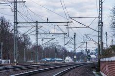 Schwarzenbek, Thema Bahnlärm, Foto: W. Reichenbächer