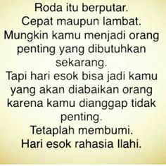 Semangaat Quotes Rindu, Quotes Lucu, Spirit Quotes, Mood Quotes, People Quotes, Qoutes, Islamic Quotes, Islamic Inspirational Quotes, Muslim Quotes