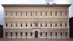 palazzo farnese michelangelo - Google Search