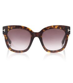 d88ece4e02 mytheresa.com. Tom Ford - Beatrix square sunglasses ...