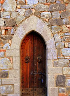 Another Gothic door. & Gothic Door Ornate Hinges | Dream Home | Pinterest | Gothic ... Pezcame.Com