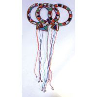Africa Imports - African Necklaces - Wooden Ankh, Cross, Djembe Drum and More!