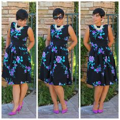 FLOTUS Inspired DIY Dress  & GIVEAWAY!