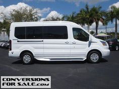 2015 Ford Transit 250 Conversion Van By Sherrod Vans Florida