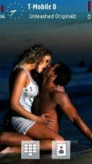 Download free Kissing On Sea S60v5 Theme Mobile Theme Nokia mobile theme. Downloads hundreds of free 5800 XpressMusic,N97,5530 XpressMusic,5800 Navigation Edition,5230,N97 mini,X6,5235,X6 16GB,C6,N8,X6 8GB,5250,C7,E7,C6-01,C5-03,5233,X7-00,C5-06,C5-05 themes to your mobile.