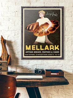 for: my roommate, Johannah Orwiler <3 Hunger Games Inspired  Peeta Mellark Bakery by WindowShopGal