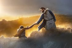 The Author and Finisher of Our Faith: Art by Lightweave — Altus Fine Art Arte Lds, Be Not Dismayed, Take The High Road, Isaiah 41 10, Lds Art, Biblical Art, Bachelor Of Fine Arts, Jesus Art, Jesus Pictures