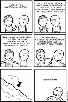 Satirinhas - Quadrinhos, tirinhas, curiosidades e muito mais! - Part 27