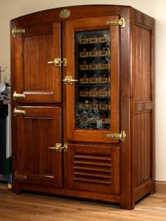 La Glaciere Luxury Refrigerator