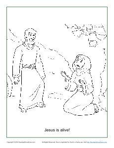 The Servant King sheet Easter Pinterest Sunday school ...