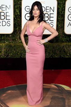 V.F.'s Best-Dressed 2016 Golden Globes | Katy Perry