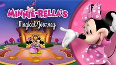 Em Minnie Em Uma Jornada Mágica, Minnie está em super aventura e precisa de sua ajuda para conseguir chegar ao Baile do Mickey antes que dê meia noite. Divirta-se com Minnie!