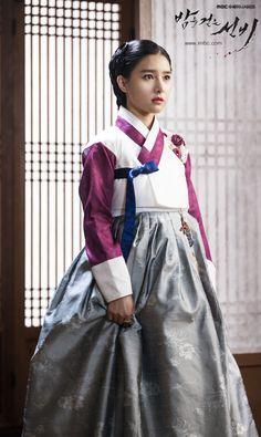 Scholar Who Walks at Night(Hangul:밤을 걷는 선비;RR:Bameul…