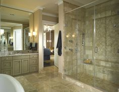 Vickery Residence - traditional - bathroom - atlanta - Dwell Design Studio