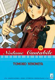Nodame Cantabile Vol. 2