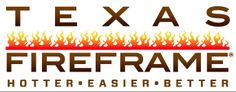 Making fires hotter and people warmer for nearly 40 years. www.TexasFireframe.com To Build A Fire, Fireplace Grate, Home Improvement, 40 Years, Learning, Easy, Living Room, People, Design