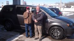 2014 Dodge Grand Caravan - Happy Couple! Second purchase!