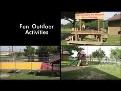 Hill Country RV Resort - PARK OVERVIEW