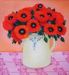 """Girofla - """"Coquelicots"""" (poppies)"""