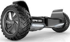 Discounted EPIKGO Self Balancing Scooter Hover Self-Balance Board - Certified, All-Terrain Alloy Wheel, Dual-Motor, LG Battery, Board Hover Tough Road Condition Electric Skateboard, Electric Scooter, Batterie Samsung, Two Wheel Scooter, All Terrain Tyres, Road Conditions, Balance Board, Thing 1, Big Wheel