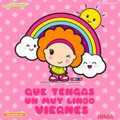 Imagenes Bonitas Con Frases De Viernes Poemas De Amor Gresy
