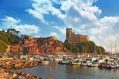 15 Best Things to Do in La Spezia (Italy) - The Crazy Tourist Italy Travel Tips, Spain Travel, La Spezia Italy, Cinque Terre Italy, Western Coast, Travel Around Europe, Regions Of Italy, Oh The Places You'll Go, Things To Do