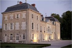 Wedding Chateau Burgundy. 20 of the best wedding chateaus in France. French wedding venue inspiration.