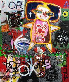 "Saatchi Art Artist ziegler pierre; Painting, ""CDB - Bop"" #art"